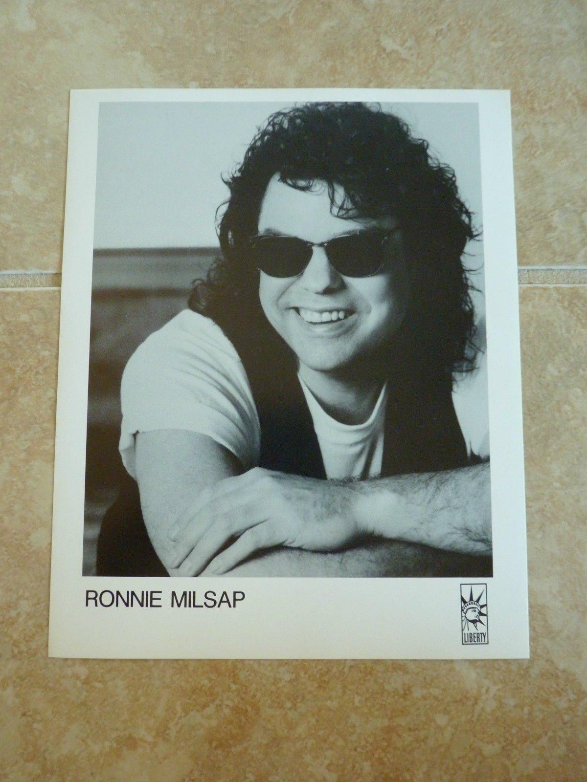Happy Birthday, Ronnie Milsap!