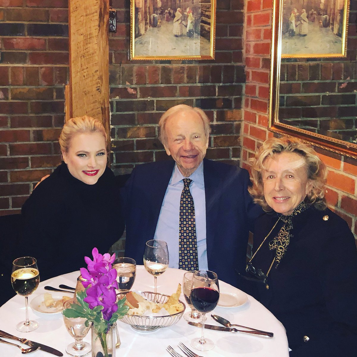 "Meghan Mccain Update: Meghan McCain On Twitter: ""Dinner With My Uncle"