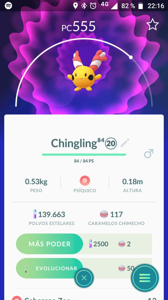 Pero que hermosidad #PokemonGOCommunityDay #PokemonGO #PokemonLetsGo https://t.co/NkUWoWocq6