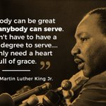 Image for the Tweet beginning: Dr. Martin Luther King Jr.'s
