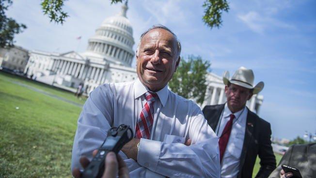 House rebukes GOP's Steve King over racist remarks https://t.co/X9Yekq9TLO