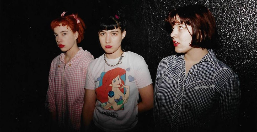 Riot grrrl forever: Bikini Kill is reuniting for three concerts this year https://t.co/EIYmAPm8BC