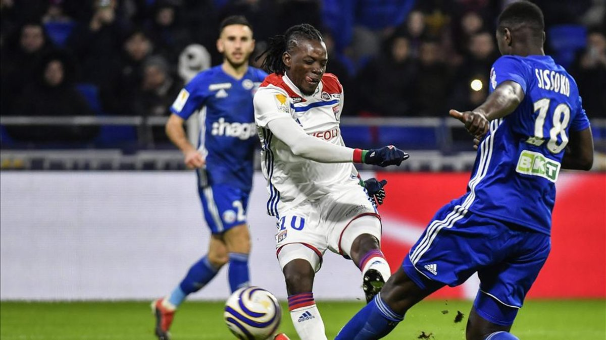 Video: Olympique Lyon vs Strasbourg