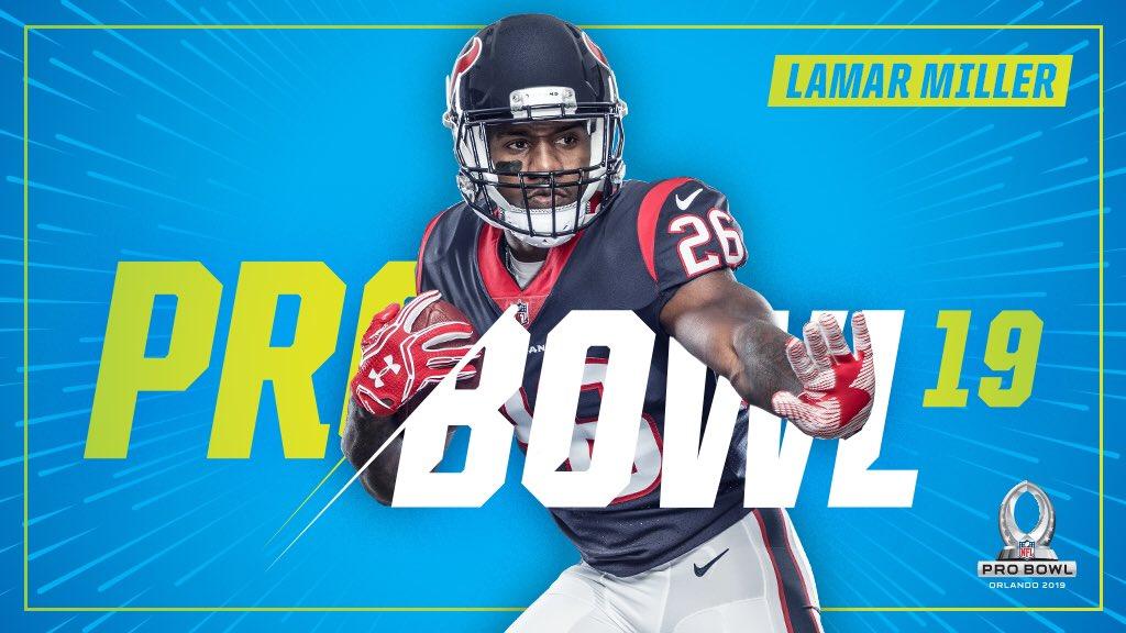 #ProBowl bound for the first time.  Congrats, Lamar Miller!  �� » https://t.co/KRCasTvoCr https://t.co/zV0X1q9TfY