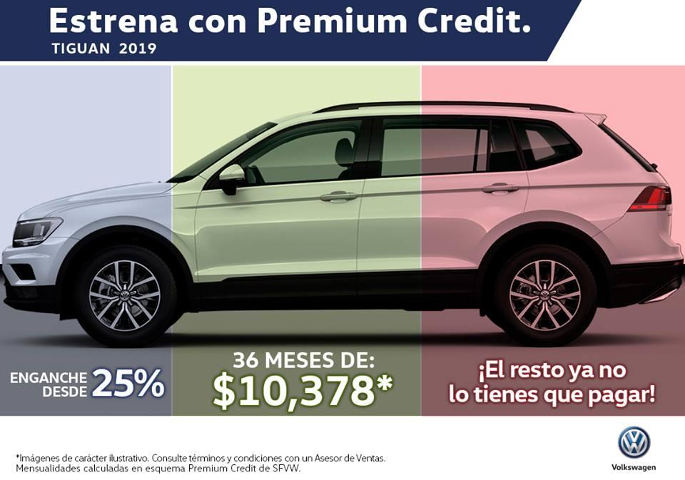 Premium credit volkswagen opiniones