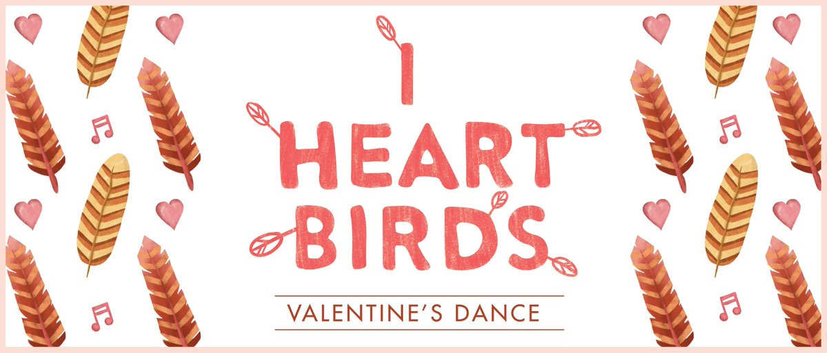 Need Valentine's Day plans? Our friends at the @NatureMuseum have an avian-themed event that's not just for the birds-check it out! 🐦🦅🦉🦜