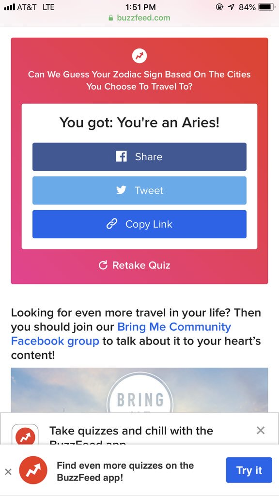 Zodiac sign quiz buzzfeed  What Zodiac Sign Are You The Most