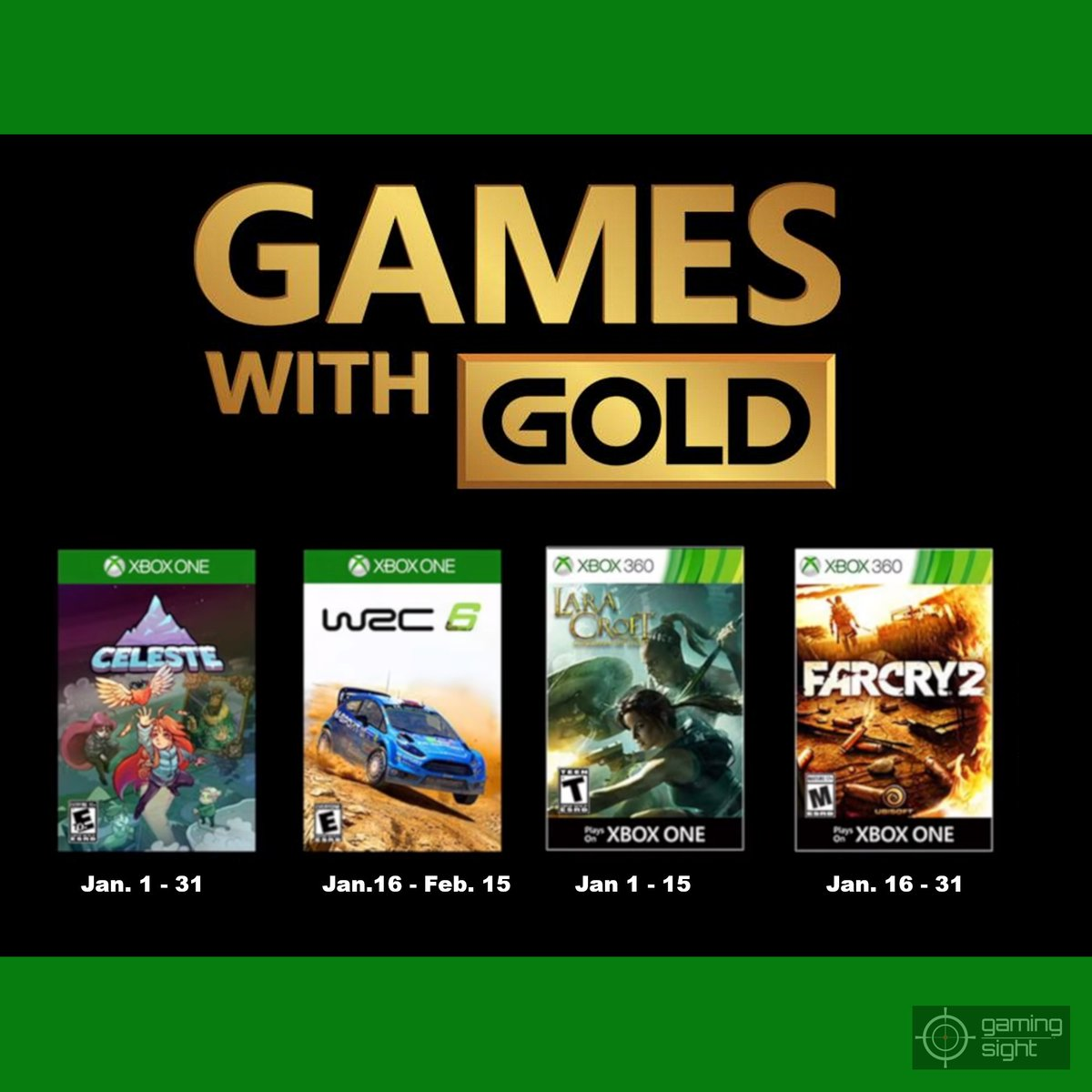 xbox one gold games june 2019