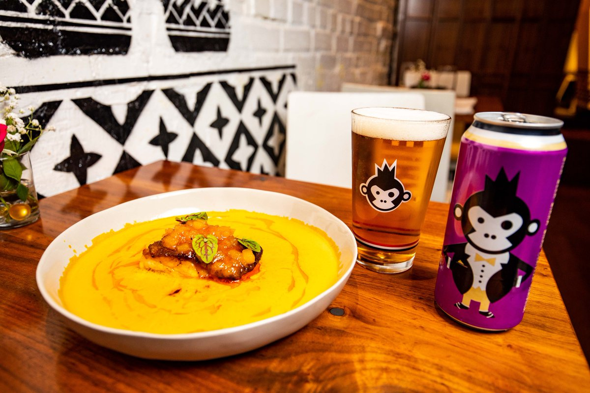 Spice up the winter months with hot curry and a Bira 91 IPA. #MakePlay