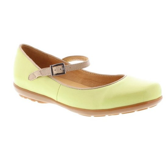 dbc9bc175eaa Check out these  Womens  DaBella Penzance Extra Wide Fitting Leather  Ballerina With Contrast Nude Randing   Buckle Adjustable Instep Strap ...