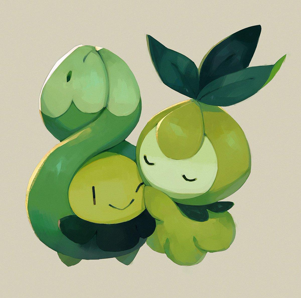 tiny plant friends 🌱