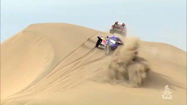 El Dakar y sus cosas!! 😍