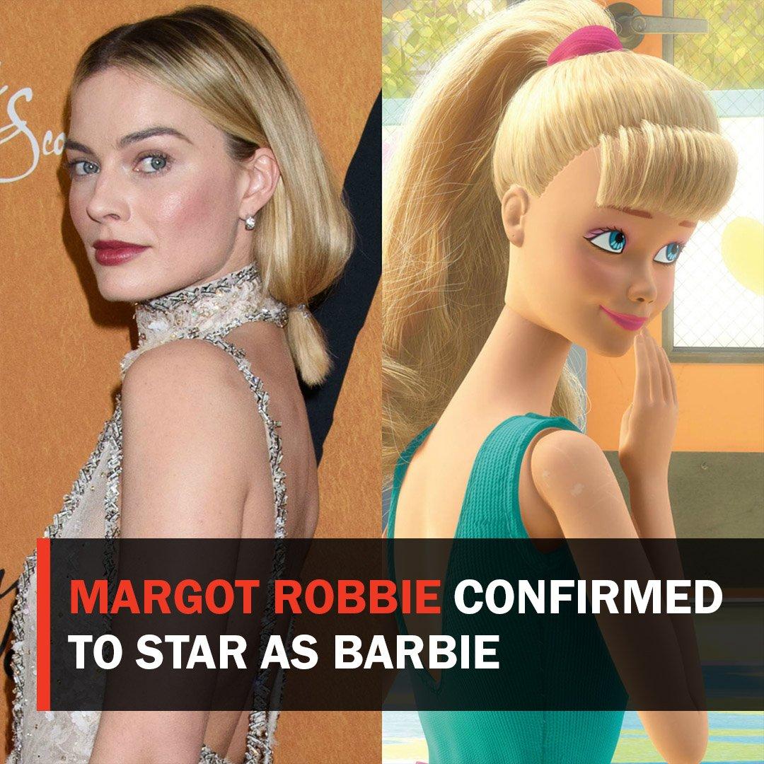 Remarkable, Alive barbie girl naked