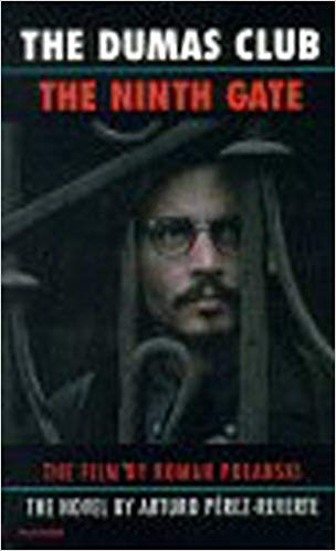 """#JohnnyDepp #TheNinthGate is said to be """"loosely based"""" on #TheClubDumas by  #ArturoPérezReverte   Have you seen the film? Read the book? https://t.co/VCHAijH6YD"""