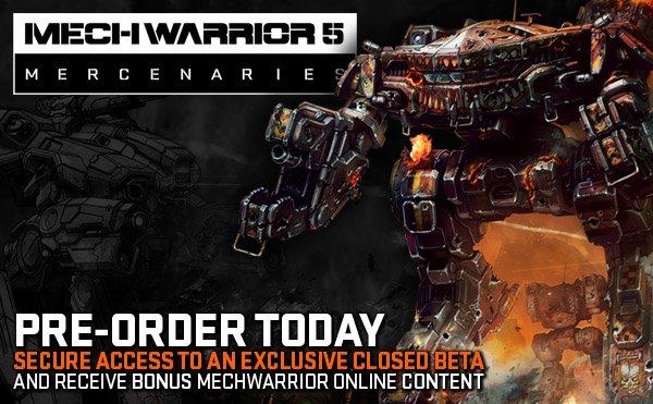 MechWarrior Online on Twitter: