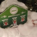 HOMES FOR THE HOLIDAYS CONTEST WINNERS: Charleton Goodwin & Scott Kinrade will be receiving a free year of membership as well as I.D. Energy's Fast Track Package! Thanks to all the members that participated in the contest, making it another successful year! #ASHIEnergyHome