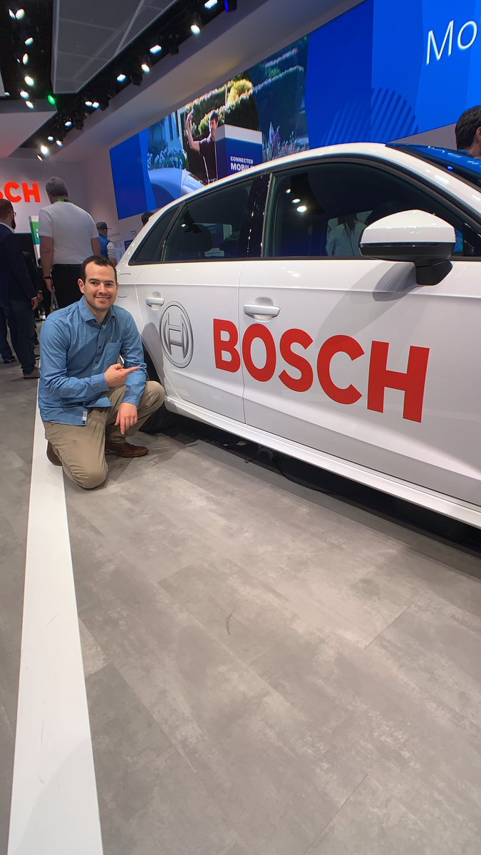 Check out our full walkthrough of the Bosch Booth on Facebook LIVE! #BoschCES #sponsored https://t.co/ejdOcUFZrn