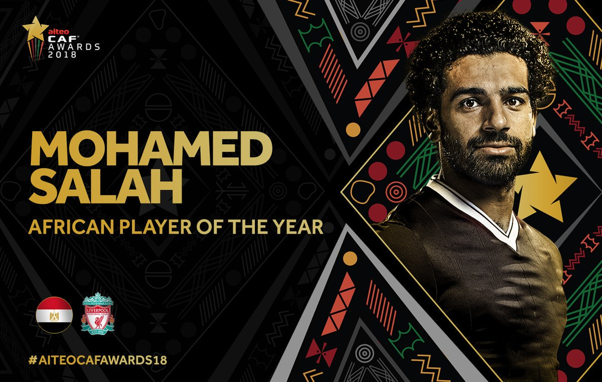 Number #1 ❤️💪🏻  #MoSalah #Africa #salah