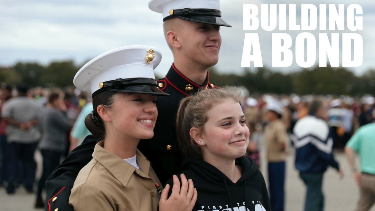 Thicker than Blood For twins Hailey and Jacob Knowlton, becoming Marines only strengthened their bond.