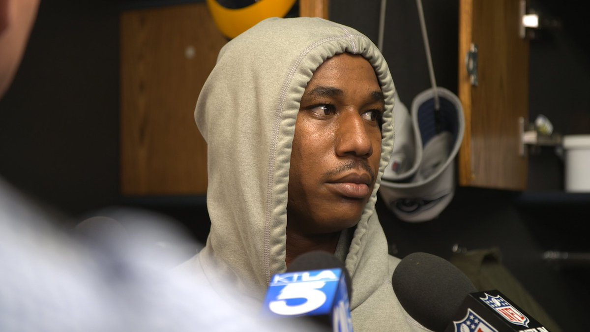 """""""You have to put your best foot forward."""" - @marcuspeters"""