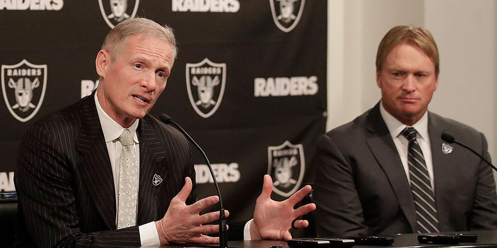 Mike Mayock: Jon Gruden has 'final say' on Raiders' roster: https://t.co/DKu4K138Za https://t.co/p2pybkpVc3