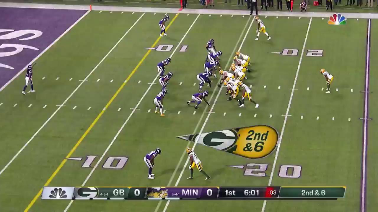 .@AaronRodgers12's 10 BEST plays from 2018!  #GoPackGo https://t.co/n9HaSNvAOa