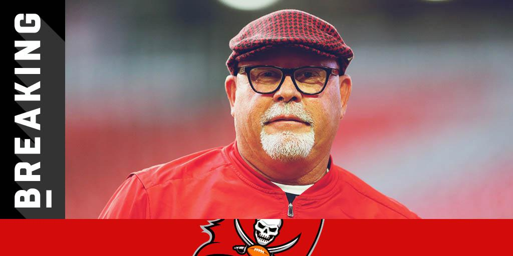 .@Buccaneers hiring Bruce Arians as next head coach: https://t.co/xDT4XRfCoB (via @RapSheet) https://t.co/C4qMWrX8NO