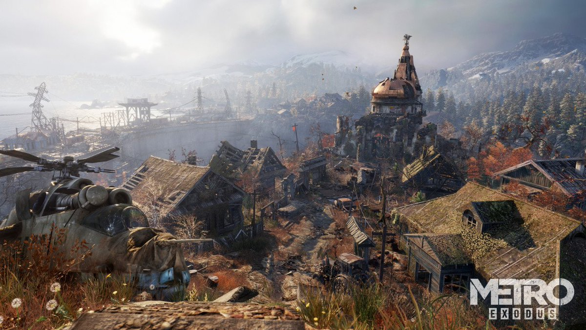 Attack Of The Fanboy Fanboyattack Twitter Honda Legend Wiring Diagram Metro Exodus Lives Up To Its Name In New Story Trailer Https Attackofthefanboycom News