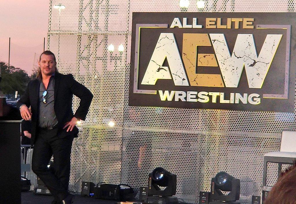 AEW: первое шоу, ростер и другое