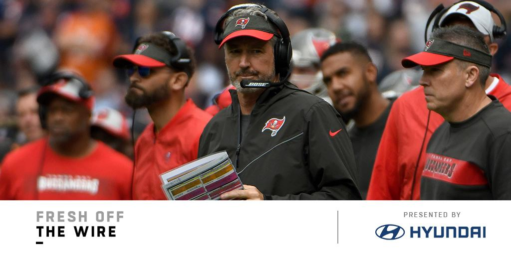 .@AtlantaFalcons hire former Bucs coach Dirk Koetter as offensive coordinator: https://t.co/kwqsc2NOTL (by @Hyundai) https://t.co/qT3xph1UwG