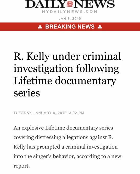 Happy birthday R. Kelly.