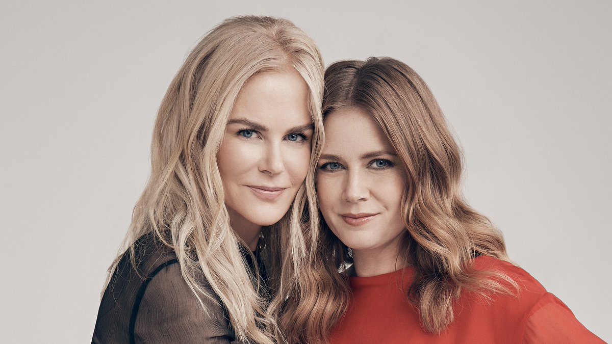 Watch Nicole Kidman and Amy Adams&#39; #ActorsOnActors conversation tonight on @PBSSoCal at 7pm  https:// bit.ly/2RH7HxS  &nbsp;  <br>http://pic.twitter.com/6bu9ghZTab