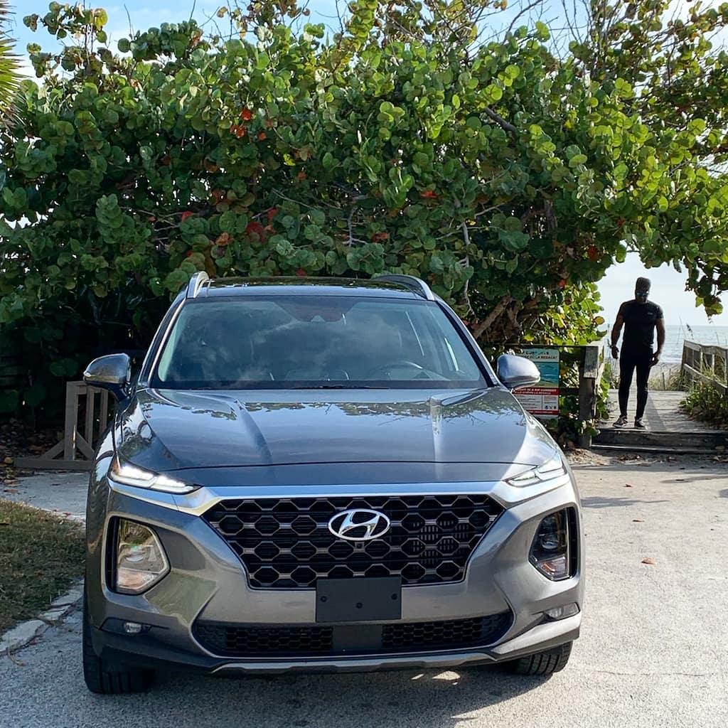 Welcome To The Road Trip #cocoabeach @CocoaBeachCVB  @VISITFLORIDA #beachgetaway #beachweekend #roadtrip #allnewhyundaisantafe #freshdesign #Hyundai #Santafe #hyundaisantafe #styleautos #roadtrip #styletravel #onlocation @Hyundai_Global @Hyundai http://www.unnamedproject.com/autos/santa-fe/