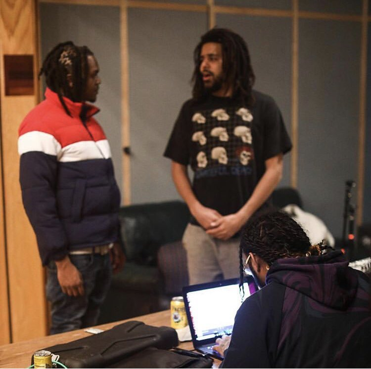 J.Cole, Young Nudy, & Chasethemoney. yea.. 2019 finna go crazy
