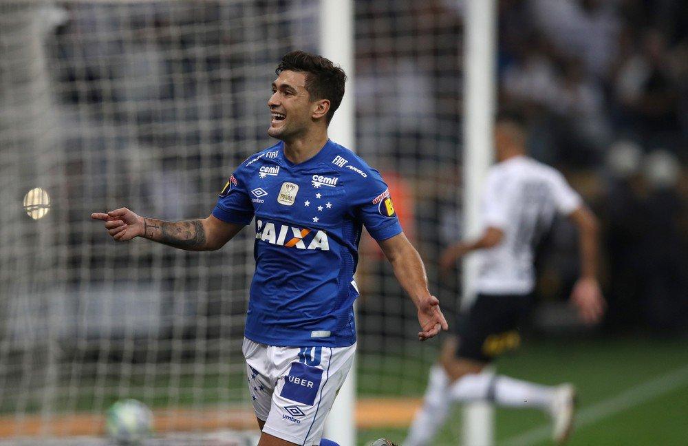 Fim da novela: após acordo com Cruzeiro, Flamengo acerta contratação de Arrascaeta https://t.co/Cnmv8wnFJg