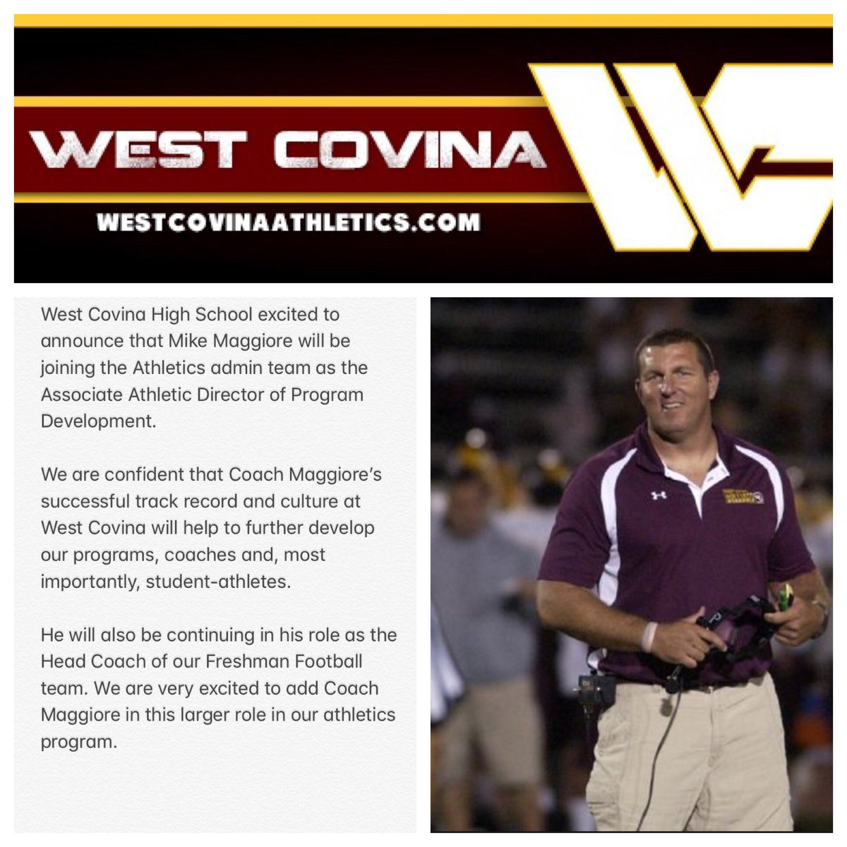 West Covina Sports on Twitter:
