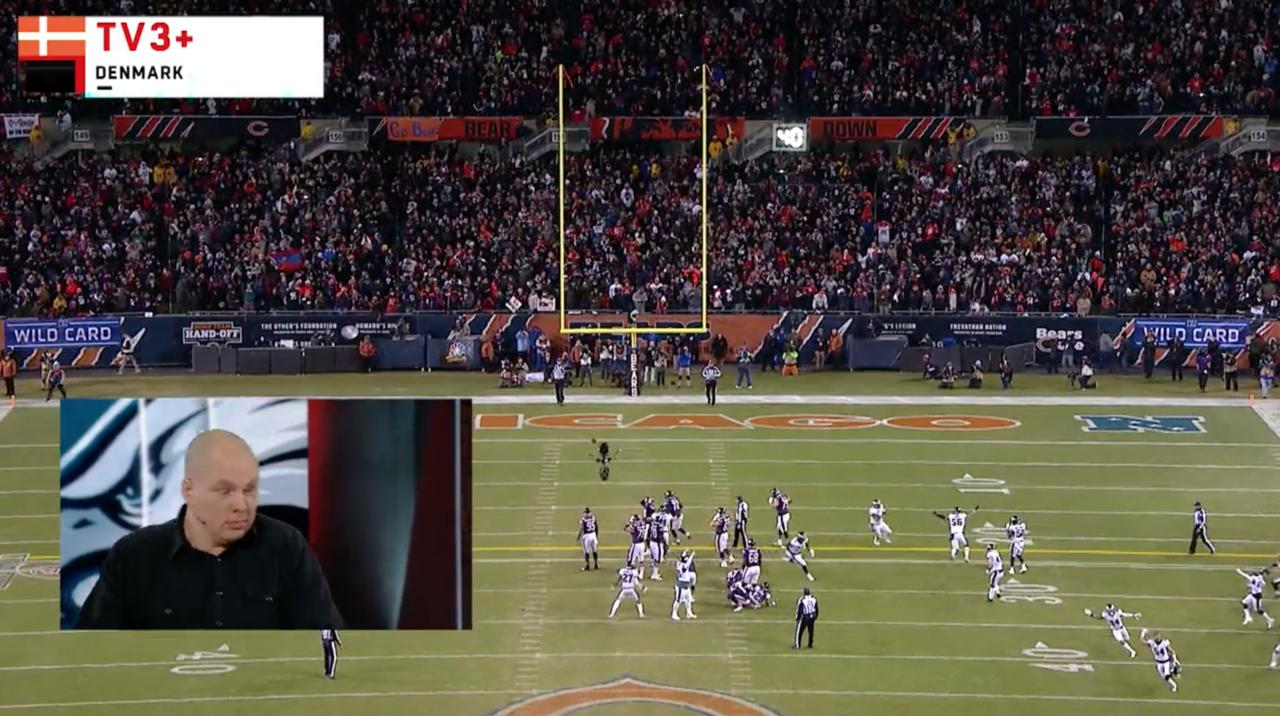 The blocked kick heard 'round the world. �� Literally.   Volume up for these amazing international calls. ��⬆️ https://t.co/yd4ugEHHtr