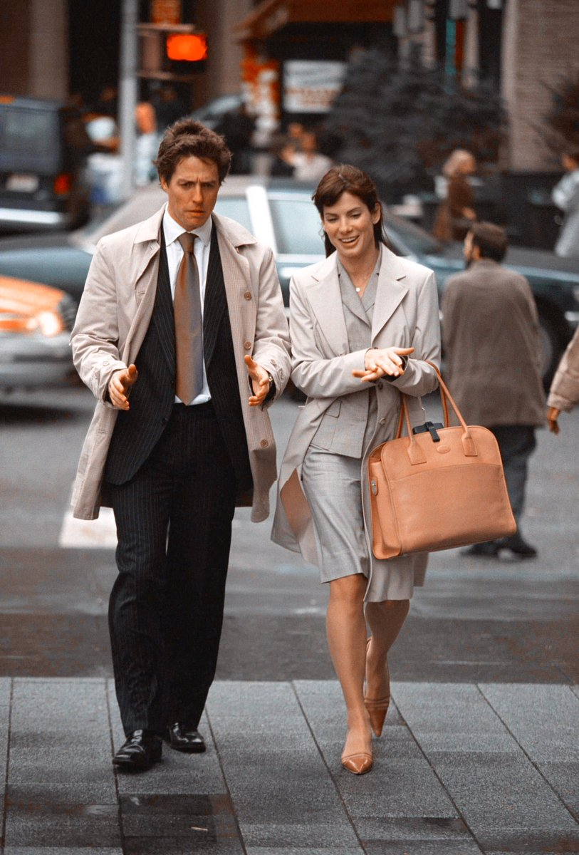 Sherrie On Twitter Sandra Bullock And Hugh Grant In Two Weeks Notice 2002