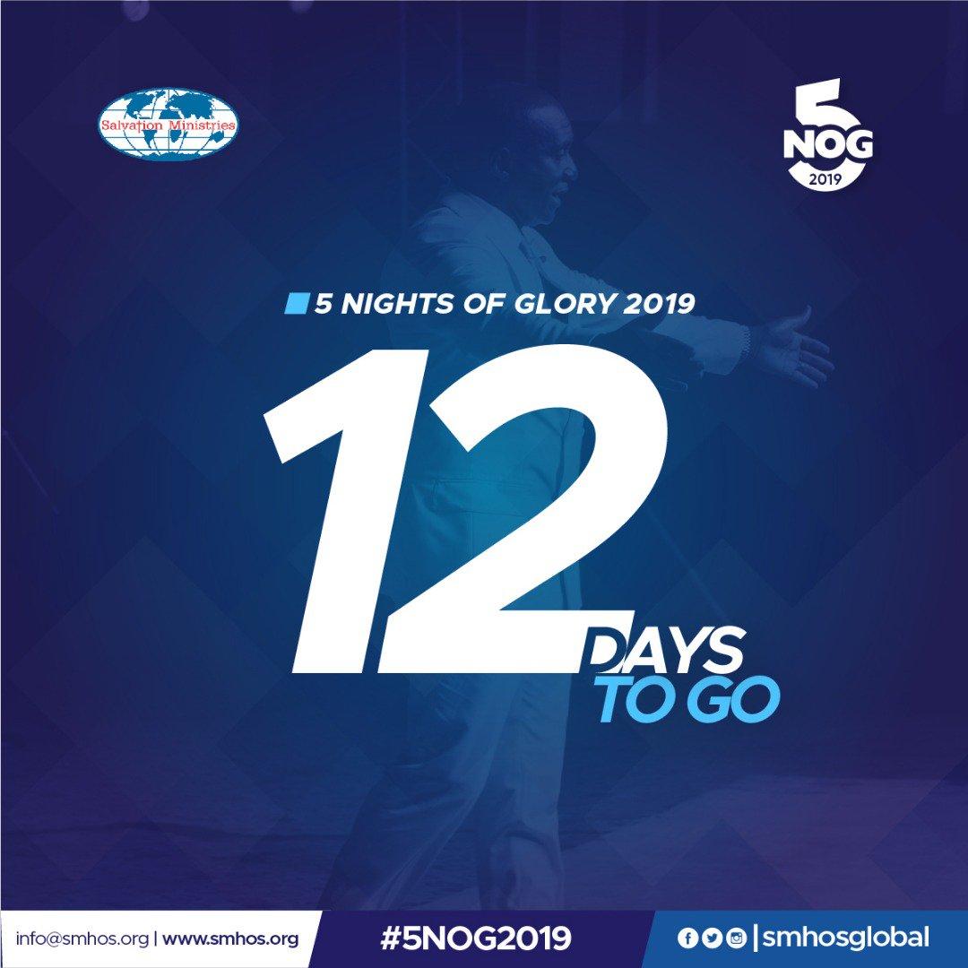 #5NOG2019 #DavidIbiyeomie
