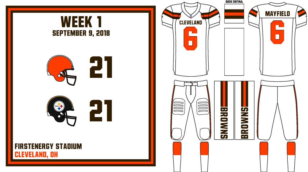 4c0e7918 Browns Uniform Tracker (@BrownsUniTrack) | Twitter