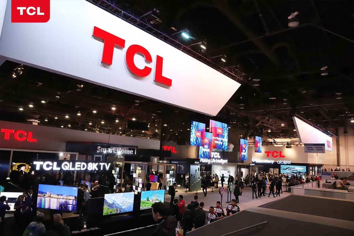 TCL Corporation on Twitter: