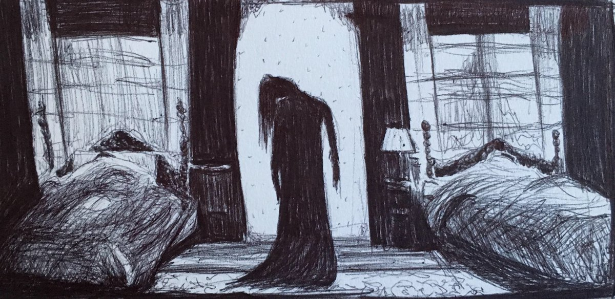 Don Mancini On Twitter The Bent Neck Lady Episode Of Haunting Of Hill House Is Deeply Disturbing Horrific And Sad