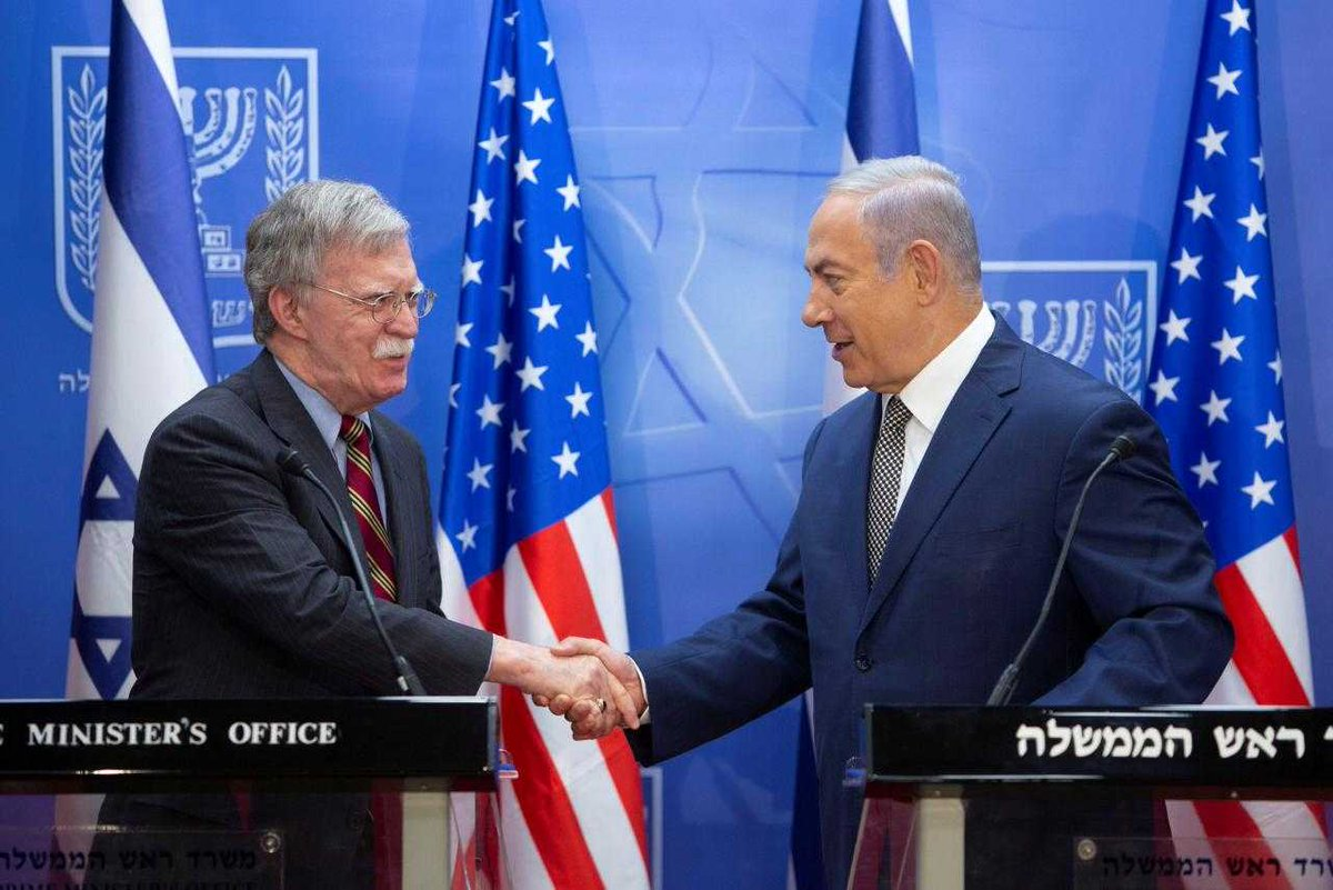 #Netanyahu Insists on Asking #US Recognition of Golan Annexation https://t.co/KQZpbysdPl