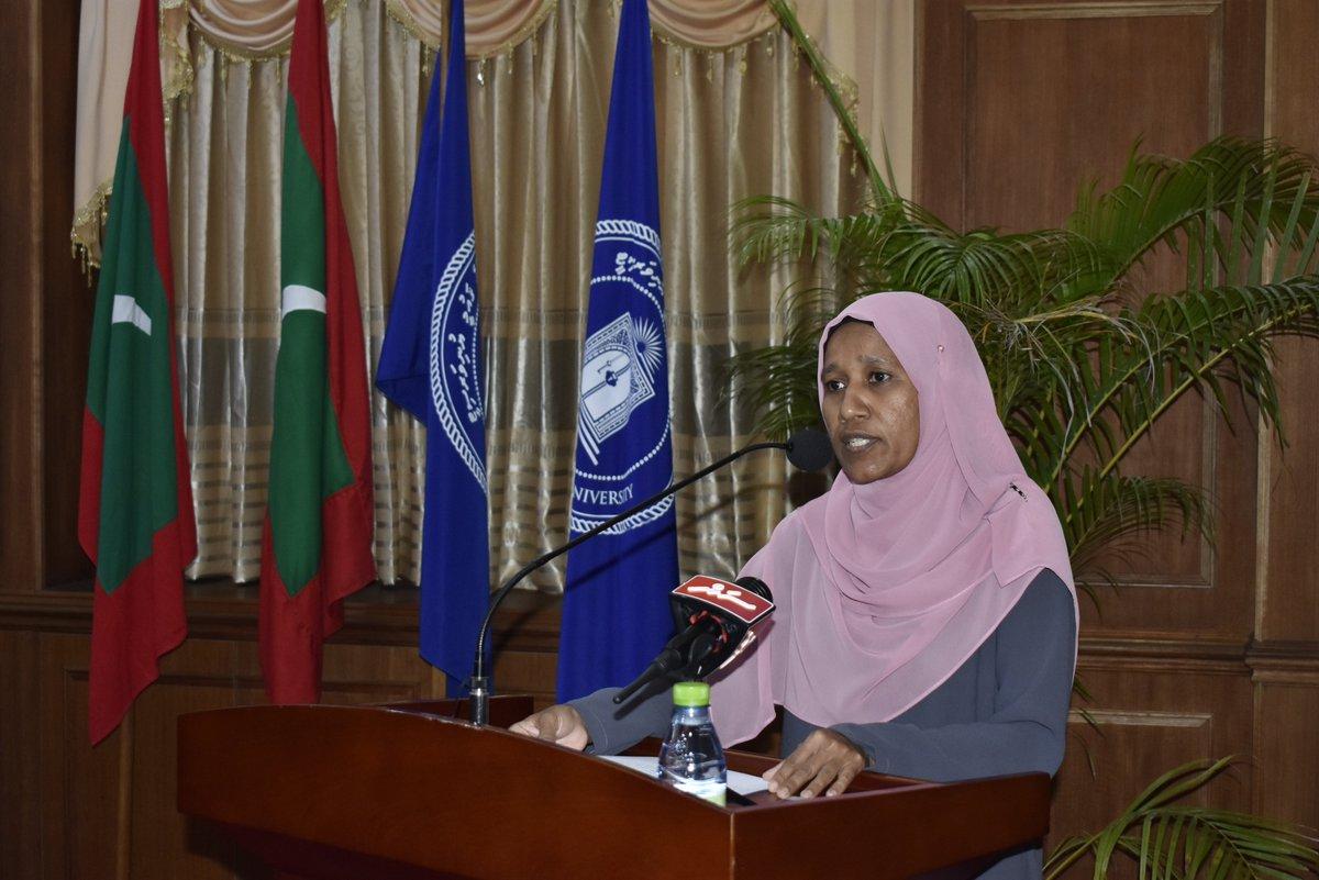 MaldivesNationalUni on Twitter: