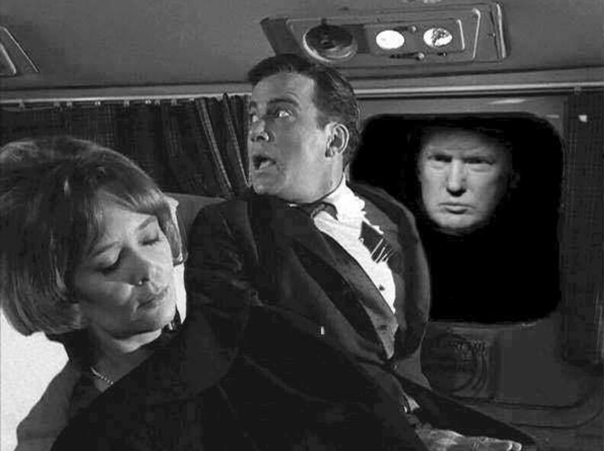 Image result for nightmare at 20000 feet