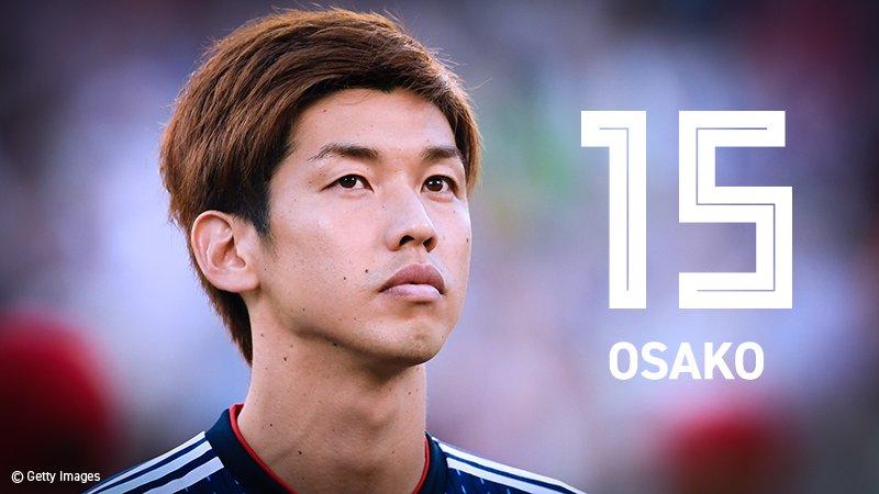 アジアカップ、#日本代表 のファーストゴールは #大迫勇也 ⚽️  #SAMURAIBLUE #daihyo #王座奪還 #サッカーキング https://t.co/nuE9sobJGn