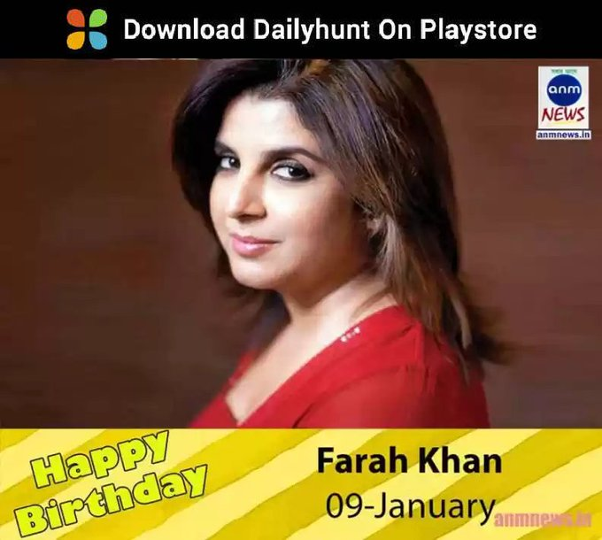 Happy birthday to the gorgeous Farah Khan