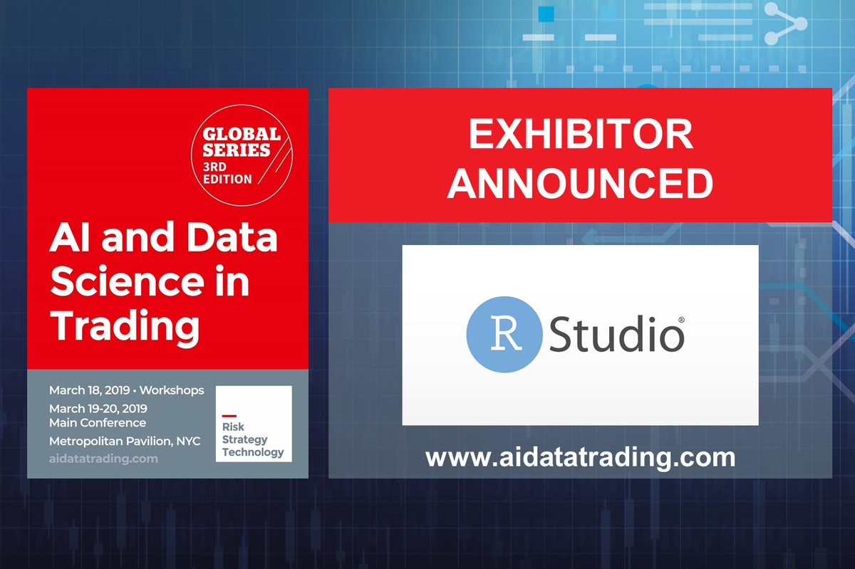 1ed8a7fa9c5 They provide open source   enterprise-ready professional software for data  science. To learn more about our sponsors visit  http   aidatatrading.com  ...