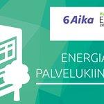 Hiertääkö vai sujuuko #ESCO tai #energiatehokkuus-kumppanuus? Tule keskustelemaan ja esittelemään ratkaisujasi Helsinkiin 12.2! Mukana tietysti @Kuutosaika @energiaviisaat kaupungit. Lisätietoa https://t.co/6y7uqpFkpD Ilmoittautuminen auki https://t.co/G28FgFKjdZ