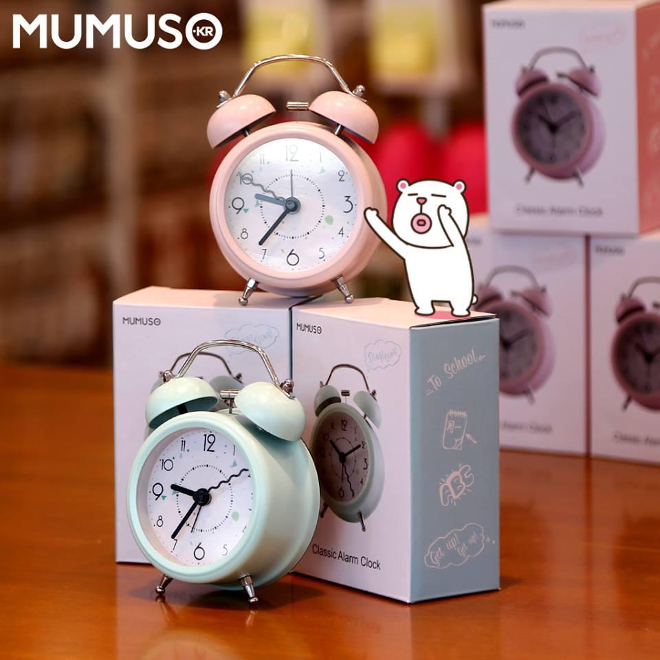 Wake with the call from Mumuso. Start your mornings with beautiful alarm clocks from the house of Mumuso⏰  #Mumuso #Mumusoindia #Kolkata #Siliguri #Surat #Durgapur #mumu #alarmclocks #easylife #comfort #wakeupbell #January #Wednesday #shop #cuteproducts